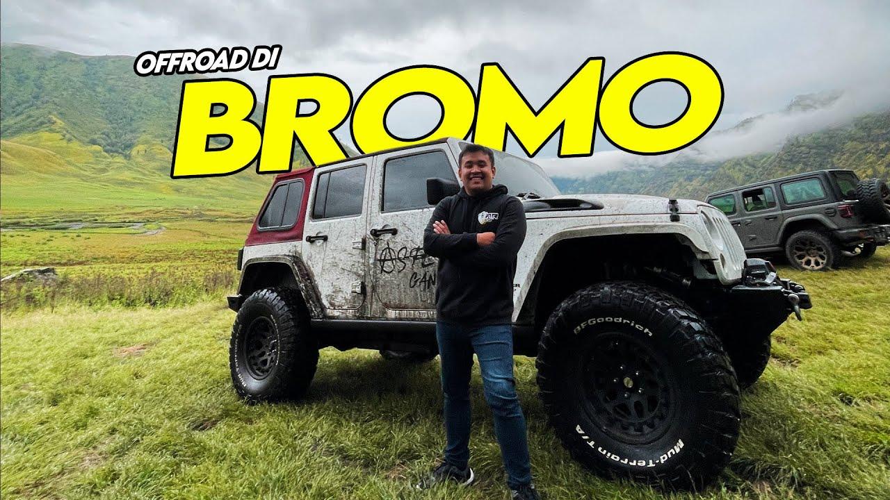 Pengalaman Gue Main Offroad Di Bromo Keren Banget Youtube