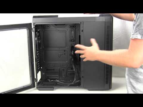 Thermaltake Urban T81 Case Overview