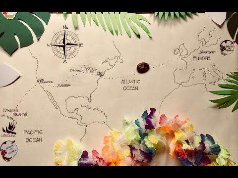 BRIDGE TO HAWAII / environmental travel project / documentary. (subtitled)