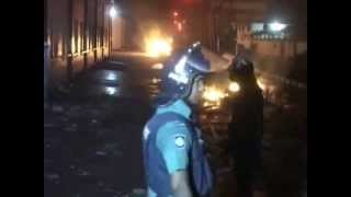BD Police Attack on Hefajote Islam at Night & Many Injures & Dead-5