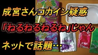 【一致】成宮寛貴のコカイン写真「ねるねるねるね」だったwww チャンネ...