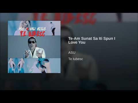 Te-Am Sunat Sa Iti Spun I Love You