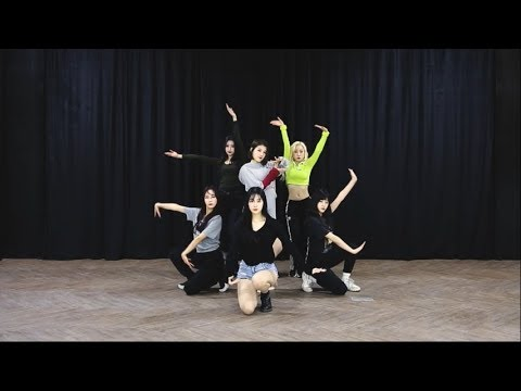 FAVORITE(페이버릿) Loca [DANCE PRACTICE MIRRORED]