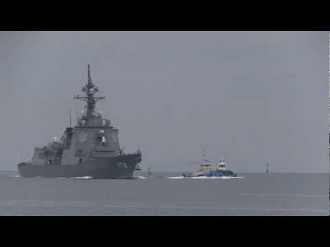 M120814 海上自衛隊 護衛艦『あしがら』 一般公開