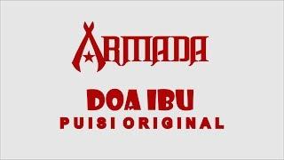 Gambar cover Armada - Doa Ibu (Puisi)