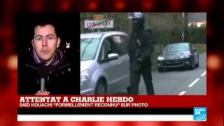 Le point sur la traque des suspects de l'attentat contre Charlie Hebdo