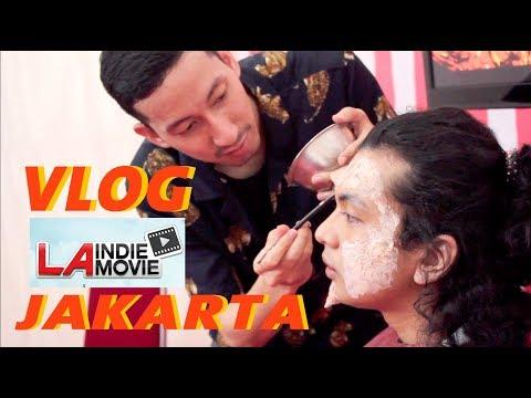 LA INDIE MOVIE JAKARTA! Kegiatan Seru Isi Mini Talk! #VLOG