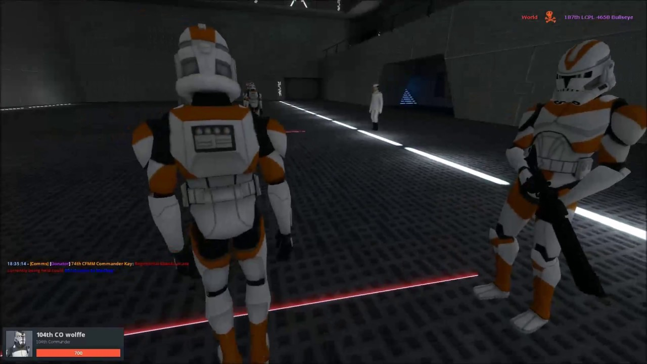 Gmod Star Wars RP - SERVER REVIEW CrackinNetwork - YouTube