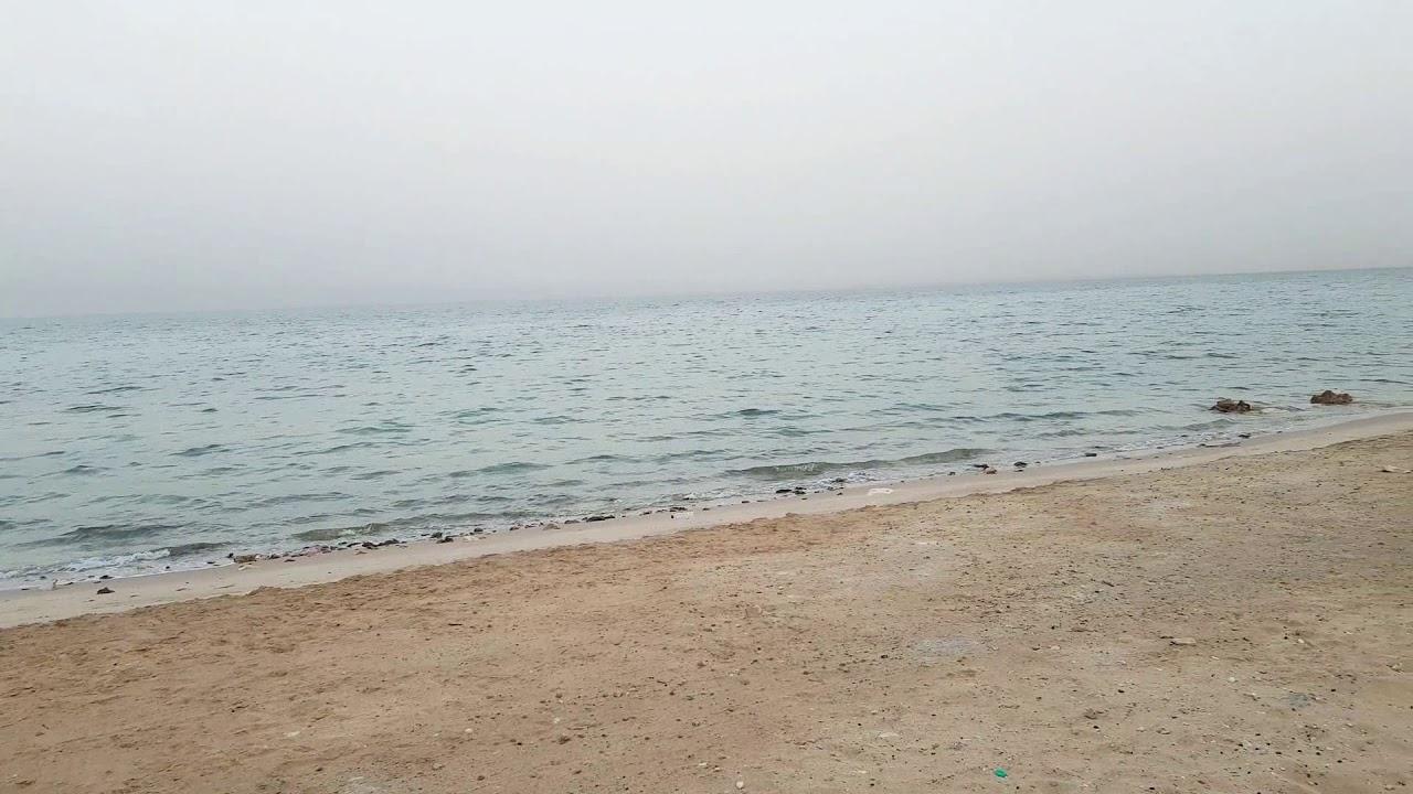 Half Moon Beach شاطئ الهاف مون Youtube