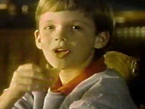Kraft Foods Cracker Barrel Cheddar Cheese 1987 TV Commercial HD thumbnail