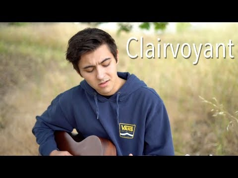 Clairvoyant  The Story So Far  cover by Kyson Facer