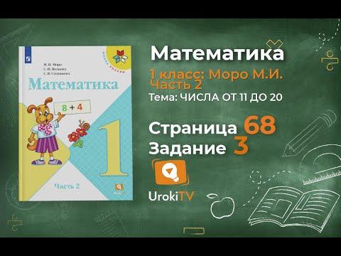 Математика 1 класс решение задач 2 часть помощник решения задач i