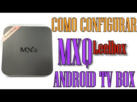 Como Configurar Android Tv Box Espa 209 Ol Doovi