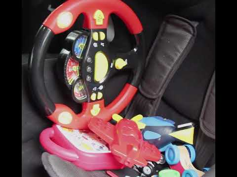 How clean is your child's car seat?