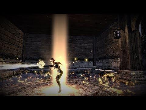 "Magicka Templar DPS - ""Radiant Fury"" - Murkmire"