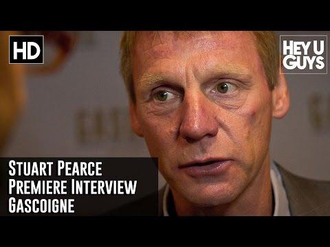 Stuart Pearce Premiere Interview - Gascoigne