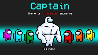 SUPER CREWMATE Captain Role in Among Us