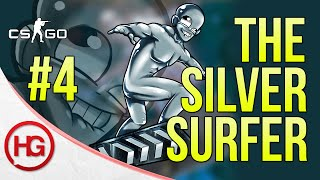 The Silver Surfer #4 (CS:GO)