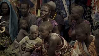 Famine in South Sudan: Cholera Outbreak