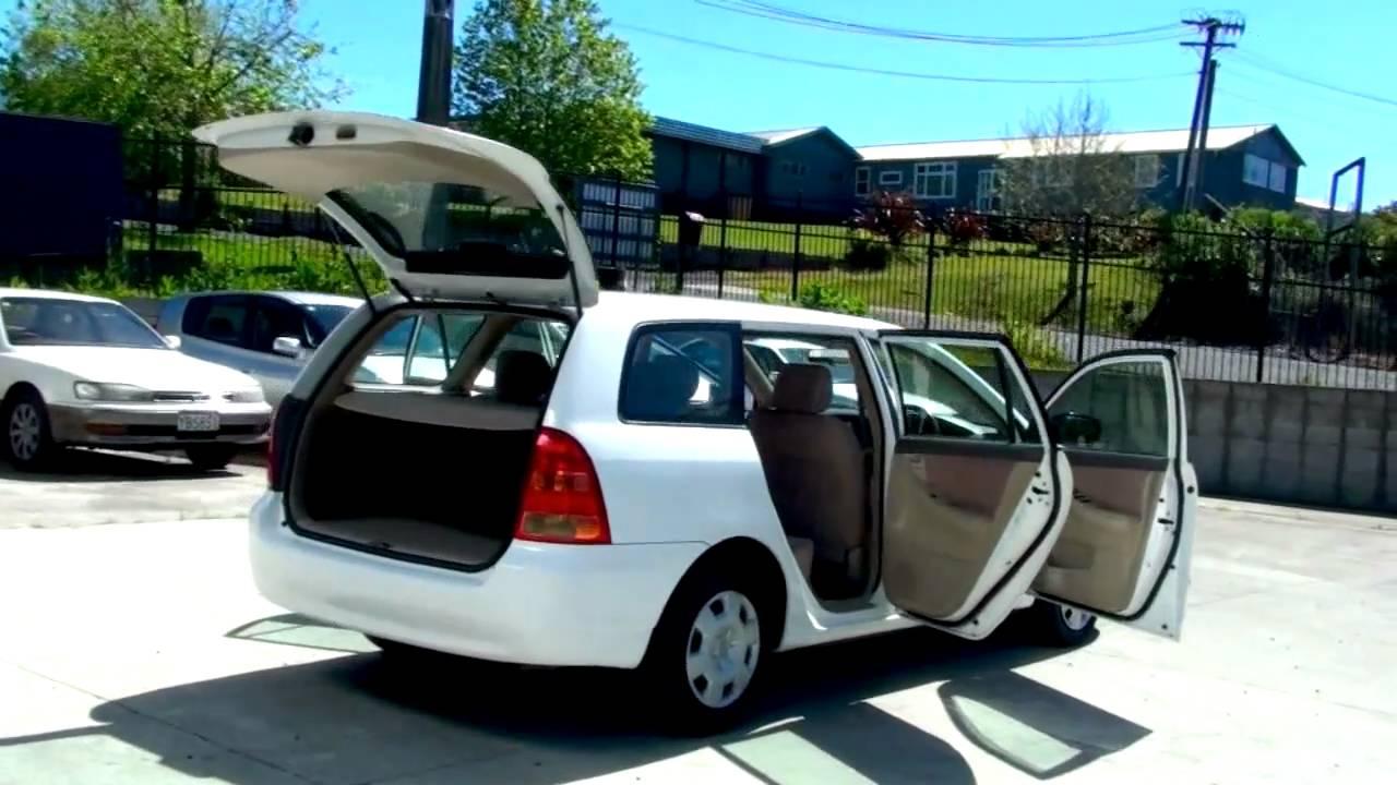 Toyota Corolla Fielder X 75km 1 5l Auto Youtube