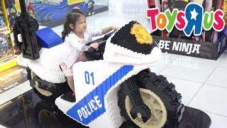 싱가폴 토이저러스에는 어떤걸 팔까요? 서은이의 토이저러스 스타워즈 경찰차 타요 파자마 삼총사 공룡 신데렐라 레고  Toysrus