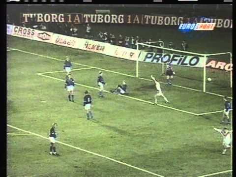 1994 (October 12) Turkey 5-Iceland 0 (EC Qualifier)