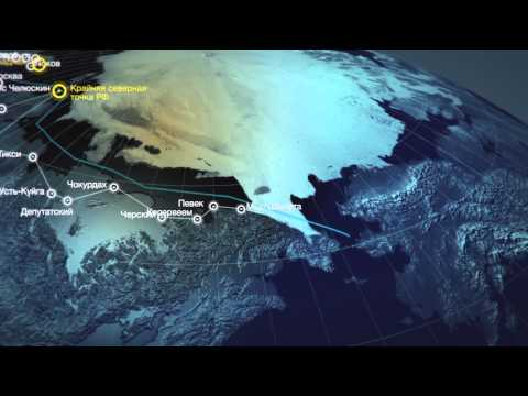Official video of RUSSIA 360 helicopter's expedition (English subtitles)