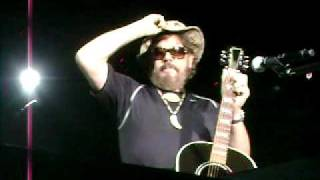 hank williams jr solomons maryland 5 23 09 commentary country boy can survive