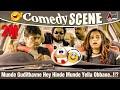 Munde Gudithavne Hey Hinde Munde Yella Obbane..!!? | Sharan | Chikkanna | Ashika | Sadhu Kokila