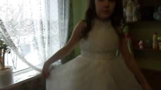 Праздничные платья с АлиЭкспресс#3