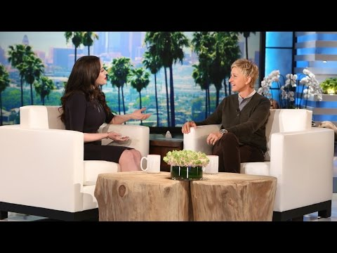 Lauren Grahm dating reveals With her co star on Ellen show from YouTube · Duration:  1 minutes 7 seconds