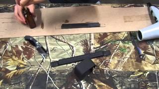 Magnetic Gun Holster
