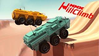 МАШИНКИ MMX HILL CLIMB #13 в стиле ХОТ ВИЛС ГОНКИ монстр траки как мультики про машинки для детей