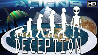 Flat Earth Truth of the UFO Alien Deception | Full Documentary