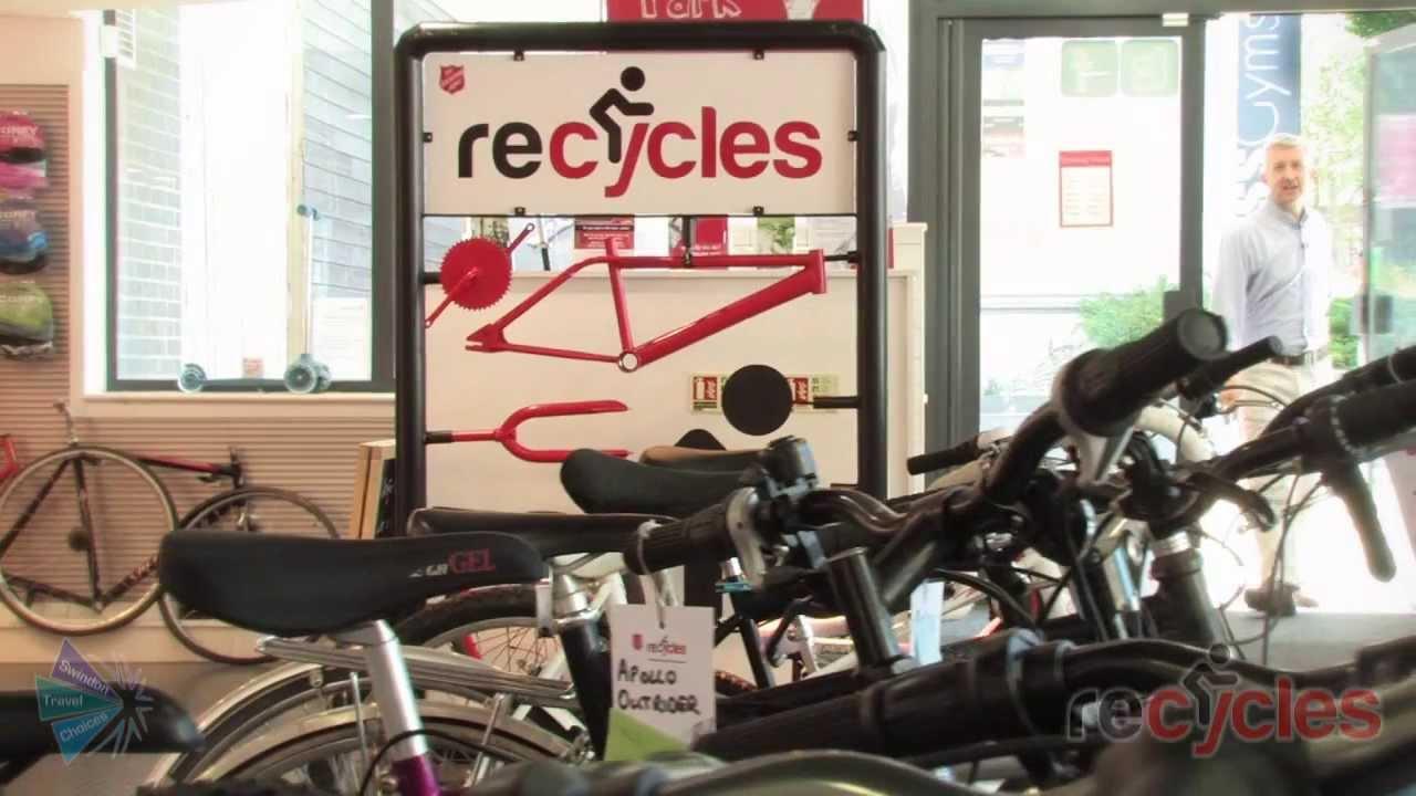 Recycles Bike Loan Scheme Swindon