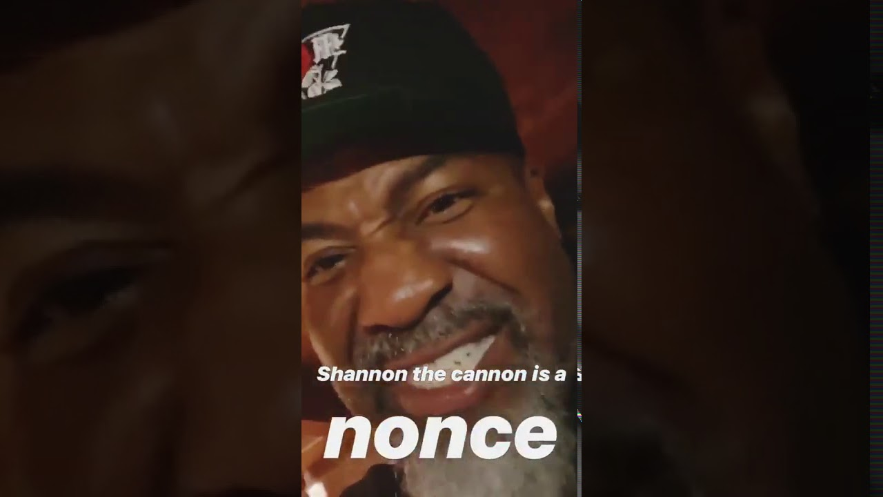 Niko Omilana Mocks Shannon Briggs Calls Him A Nonce And P Ssy