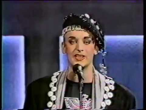 Boy George. Everything I Own (Live French TV 1987)