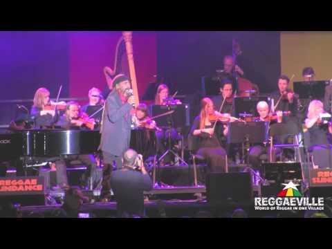 John Holt & Royal Philharmonic Concert Orchestra - I Want A Love I Can Feel @ Reggae Sundance 2014