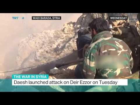The War In Syria: Monitor says that rebel groups clash in Idlib province