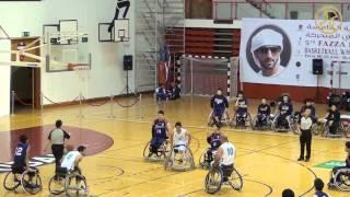 بطولة فزاع الدولية الخامسة لكرة السلة للكراسي المتحركة 2013