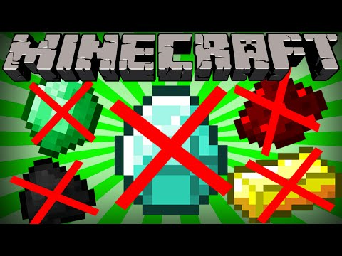 Thumbnail: If ALL Ores were Removed - Minecraft