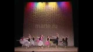 Школа танцев МАРТЭ 2009 - джаз модерн танец видео(Отчётный концерт школы танцев МАРТЭ - 2009 http://marte.ru/dance_styles/17., 2011-09-27T09:28:20.000Z)