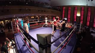 Ultra White Collar Boxing | Newcastle | Liam Chevy VS Jamie Moralee