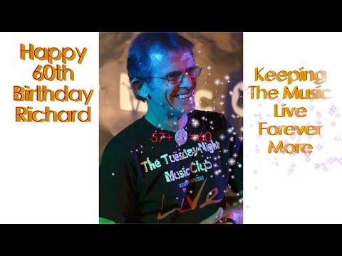 Richard Dunning's very special 60th Birthday DVD