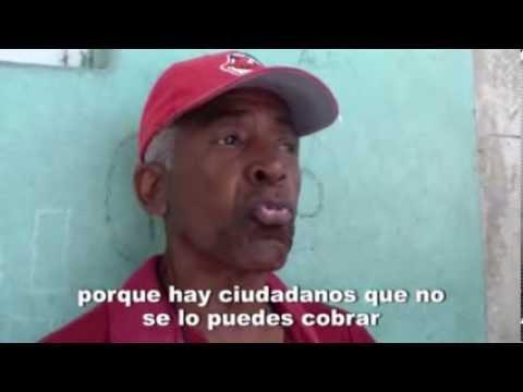 Cuban entreprenuers: The shoe repairman of Cerro neighborhood, Havana