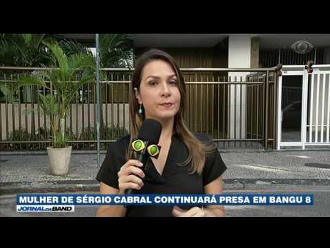 Justiça revoga prisão domiciliar de mulher de Sérgio Cabral