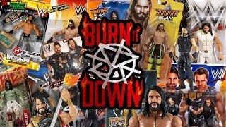 SETH ROLLINS - Every WWE Mattel Action Figure