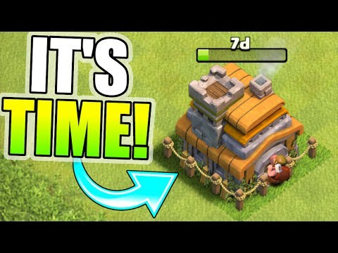 Thumbnail: SHOULD I UPGRADE TO TOWN HALL....OR NOT!? - Clash Of Clans - YOU DECIDE!