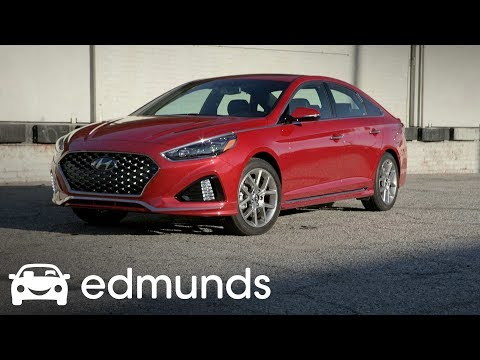 2018 Hyundai Sonata Review | Edmunds