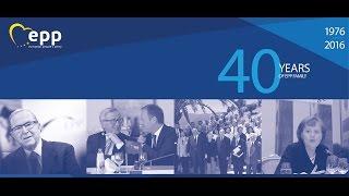 40 years of EPP Family